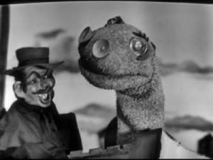 DJ & Cecil Puppets